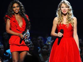 Beyoncé and Taylor